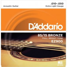 D'ADDARIO EZ900 - струны для акустической гитары