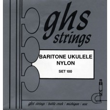 GHS 100 - струны для укулеле баритон
