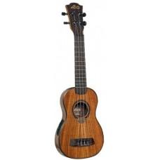 LAG BABY-U700SE - укулеле сопрано с подключением