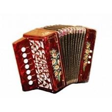 Тульская Гармонь GN-25 «Кроха» - гармонь сувенирная