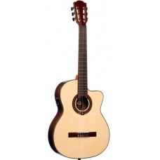 LAG OC400CE - классическая гитара с подключением