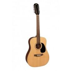 FLIGHT W 12701/12 NA - 12-струнная акустическая гитара