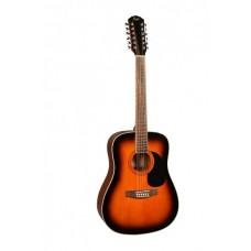 FLIGHT W 12701/12 SB - 12-струнная акустическая гитара