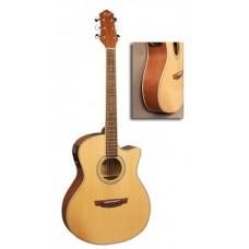 FLIGHT AG-210 CEQ NA - электроакустическая гитара