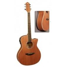 FLIGHT AG-300 CEQ - электроакустическая гитара