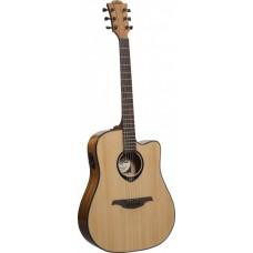 LAG T66DCE - электроакустическая гитара