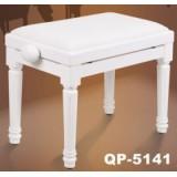 Vision QP-5141White - банкетка фортепианная