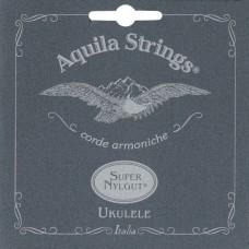 AQUILA SUPER NYLGUT 104U строй Low - струны для укулеле концерт