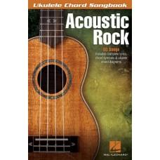 Ukulele Chord Songbook: Acoustic Rock - сборник песен для укулеле