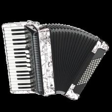 Hohner A2261 AMICA III 72 White - аккордеон