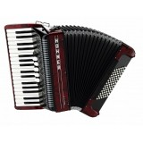 Hohner A2263 AMICA III 72 RED - аккордеон