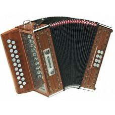 Hohner A2650 Morgane II G/C - диатонический аккордеон