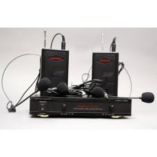 AUDIOVOICE WL-22HPM - радиосистема