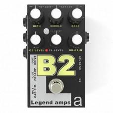 AMT Electronics B-2 Legend Amps 2 - двухканальный гитарный предусилитель B2 (BG-Sharp)