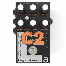 AMT Electronics C-2 Legend Amps 2 - двухканальный гитарный предусилитель C2