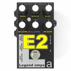 AMT Electronics E-2 Legend Amps 2 - двухканальный гитарный предусилитель