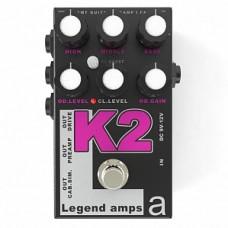 AMT Electronics K-2 Legend Amps 2 - двухканальный гитарный предусилитель