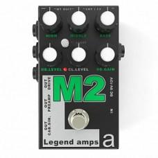 AMT Electronics M-2 Legend Amps 2 - двухканальный гитарный предусилитель