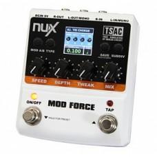 Nux Cherub MOD-FORCE - педаль эффектов модуляции