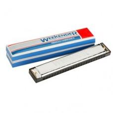 Hohner M25985 Weekender 48 - тремоло губная гармошка