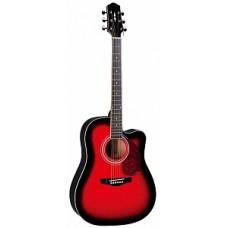 Naranda DG120CBS - акустическая гитара с вырезом