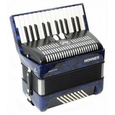 Hohner A4054 BRAVO II 48 DarkBlue - аккордеон