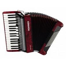 Hohner A4063 (A1663) BRAVO III 72 RED - аккордеон