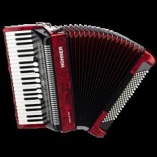 Hohner A4073 (A1673) BRAVO III 96 RED - аккордеон
