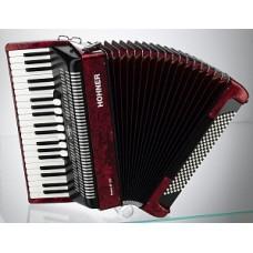 Hohner A4083 (A1683) BRAVO III 120 Red - аккордеон