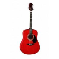 Hohner HW220TWR - акустическая гитара