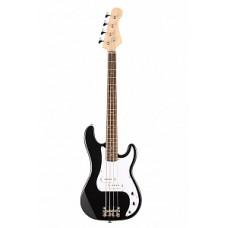 Homage HEB200BK - бас-гитара уменьшенная