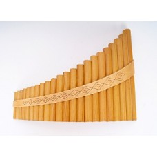 Hora 22-alto - пан-флейта 22 трубки