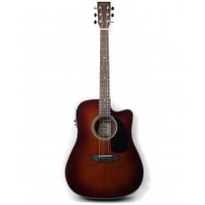 SIGMA DMC-1STE-BR - электроакустическая гитара