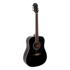 Aria AD-18 BK - гитара акустическая