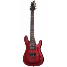 Schecter SGR C-7 MRED - гитара электрическая