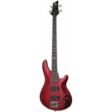 Schecter SGR C-4 BASS M RED - бас-гитара