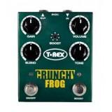 T-REX Crunchy Frog - педаль эффектов Overdrive для гитары