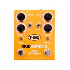 T-REX Mudhoney II - педаль эффектов Distortion/Overdrive для гитары