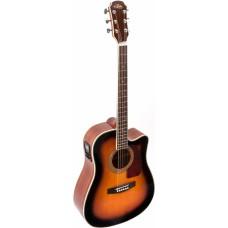 Aria AD-20CE BS - гитара электроакустическая