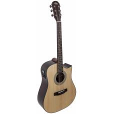 Aria-215CE N - гитара электроакустическая