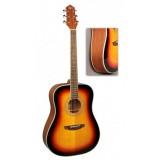FLIGHT AD-200 3TS - акустическая гитара