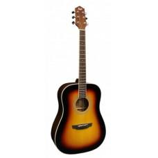 FLIGHT D-200 3TS - акустическая гитара