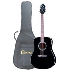 CRAFTER MD-58/BK - акустическая гитара