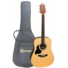 CRAFTER D-6L/N - леворукая акустическая гитара