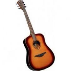 LAG T100D-BRS - акустическая гитара
