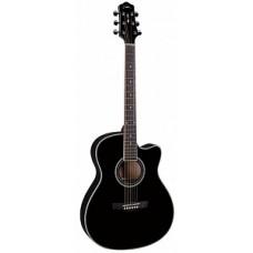 Naranda TG220CBK - акустическая гитара с вырезом