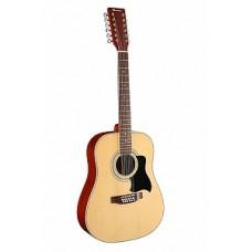 Homage LF-4128 - акустическая 12-струнная гитара