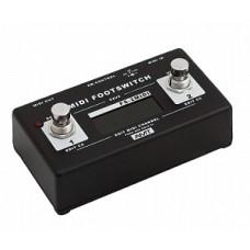 AMT Electronics FS-2-M - MIDI-футсвитч для комбо и предусилителей