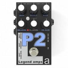 AMT Electronics P-2 Legend Amps 2 - двухканальный гитарный предусилитель