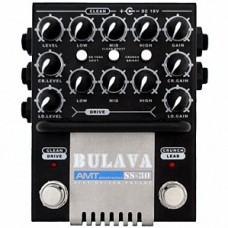 AMT Electronics SS-30 «BULAVA» - гитарный предусилитель